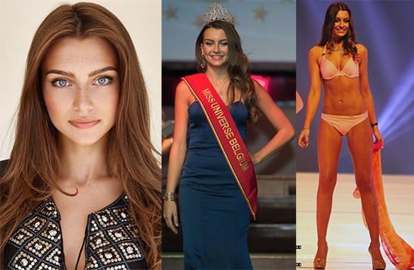 Miss Bélgica 2016 - Stephanie Geldhof