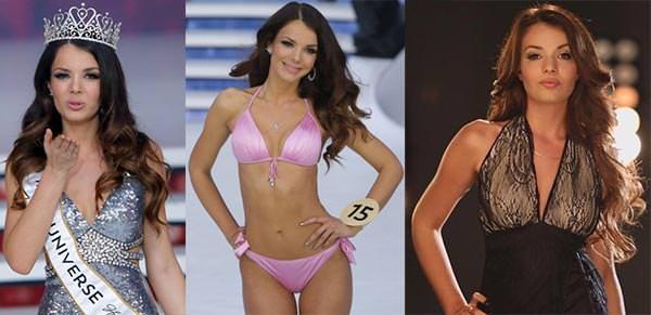 Miss Hungria 2016 - Veronika Bodizs