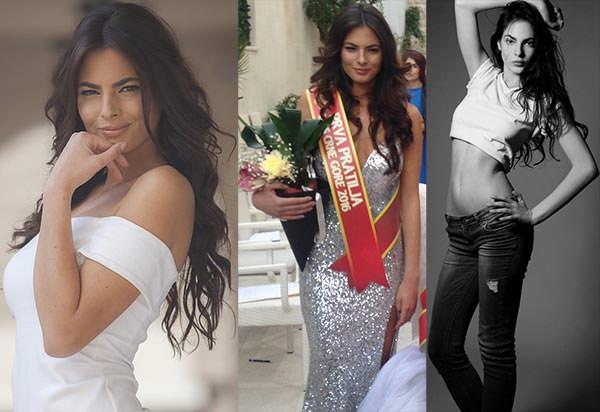 Miss Montenegro 2016 - Adela Zoranic