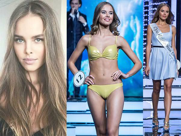 Miss Rússia 2016 - Yuliana Korolkova