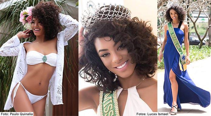 Fotos da Miss Brasil 2016 Raissa Santana