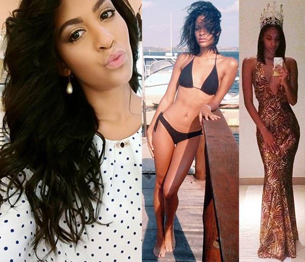 Miss Angola 2017 - Lauriela Márcia Martins