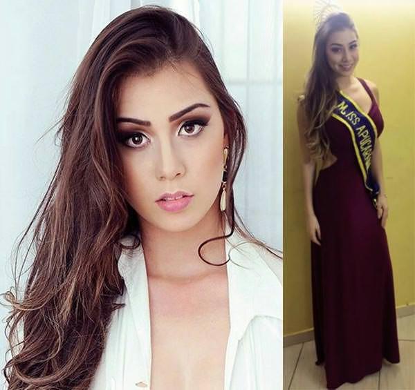 Miss Apucarana - Millene Midori Horimi