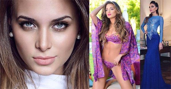 Miss Argentina 2017 - Tamara Rogouski