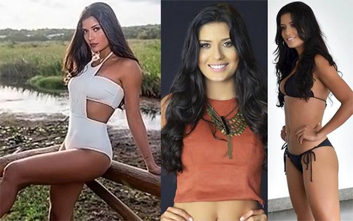 Miss Bahia 2017 - Caroline Oliveira