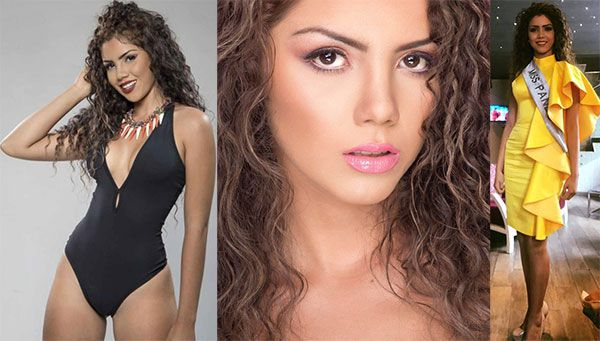 Miss Bolívia 2017 - Gleisy Vera Noguer Hassen