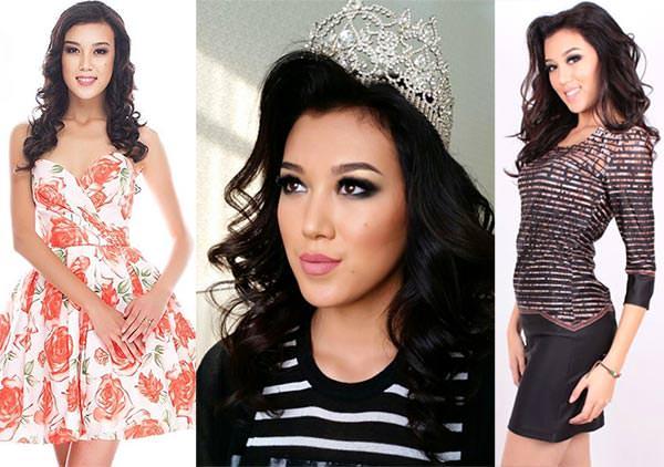 Miss Cazaquistão - Kamila Asilova