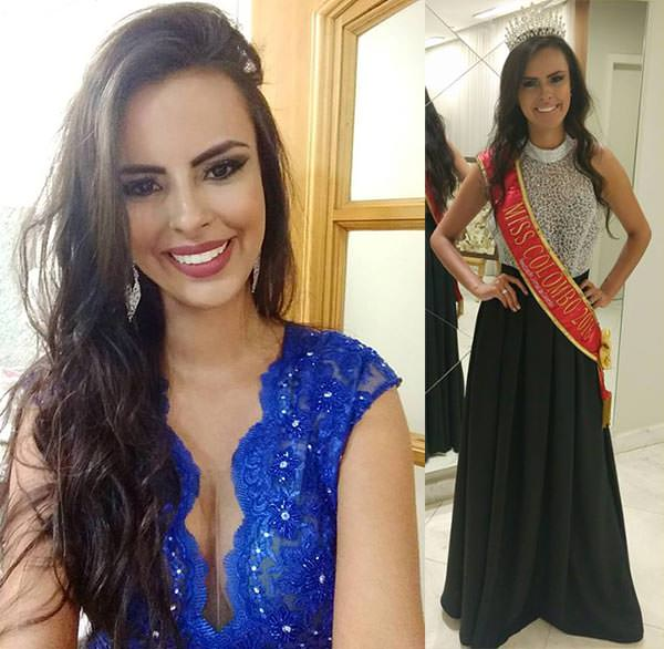 Miss Colombo - Stephani Silva