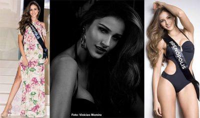 Jeovanca Nascimento é eleita Miss Goiás 2017