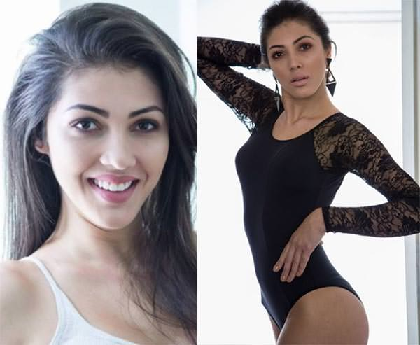 Miss Guarulhos - Nayara Uritan