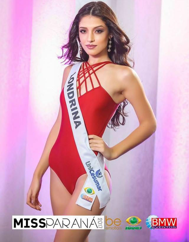 Miss Londrina - Camila Santos