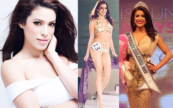 Miss Malásia 2017 - Samantha Katie