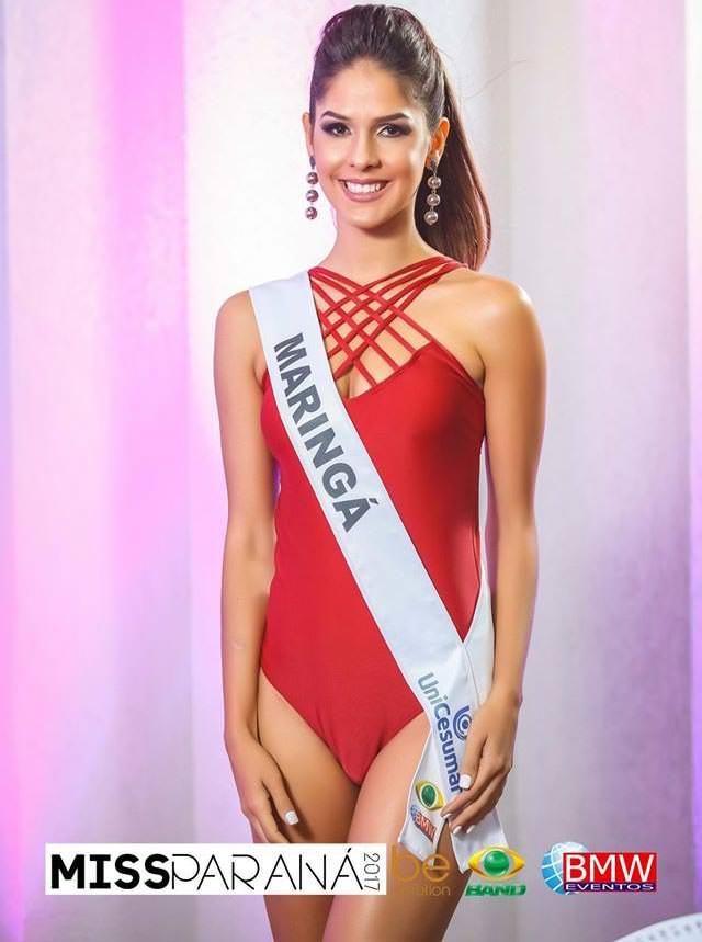 Miss Maringá - Bruna Souza Nogueira