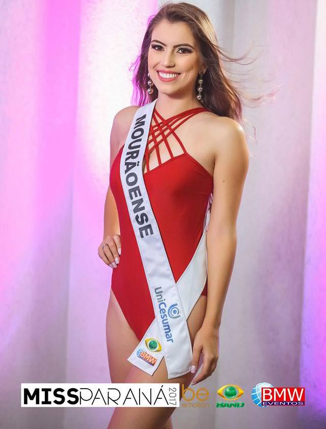 Miss Mourãoense - Beatriz Pezzini Nespolo