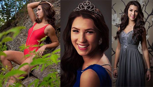 Miss Noruega 2017 - Kaja Caroline Kojan