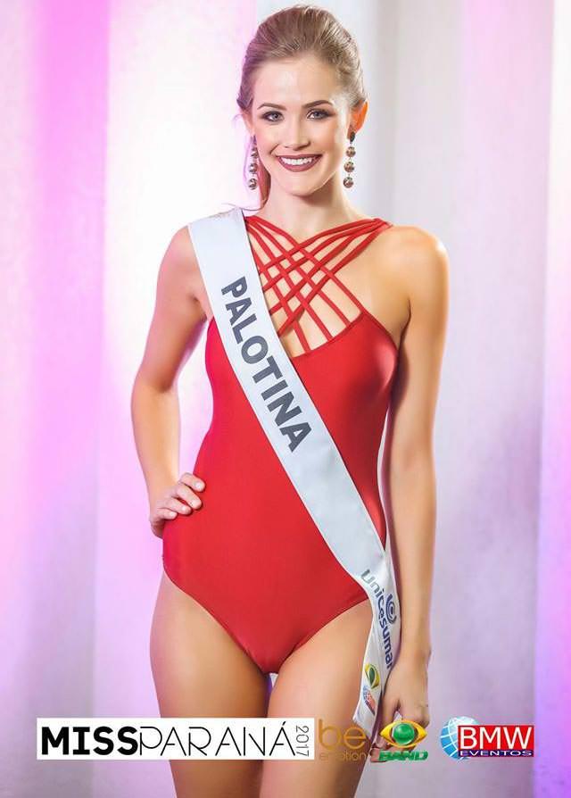 Miss Palotina - Maria Júlia Nedel Giacomini