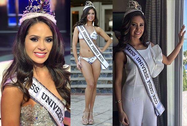 Miss Porto Rico 2017 - Danyeshka Hernandez