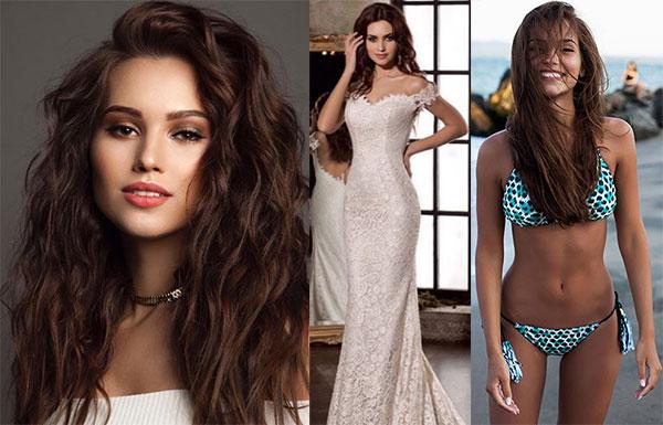 Miss Rússia 2017 - Kseniya Alexandrova