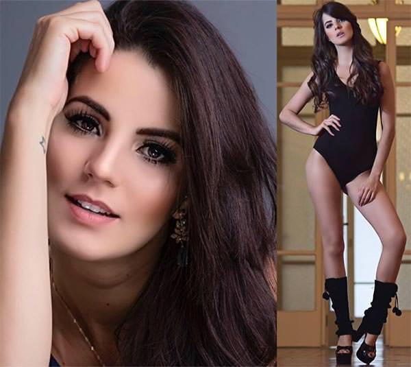 Miss São José do Rio Pardo - Núbia Gouvêa