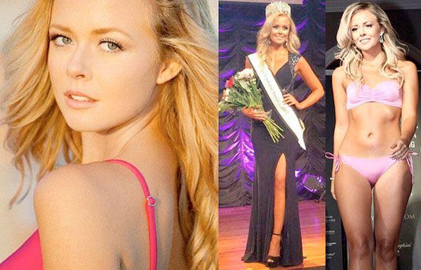 Miss Suécia 2017 - Frida Fornander