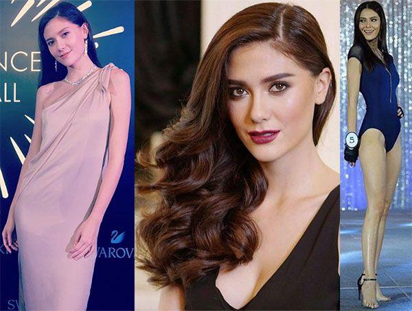Miss Tailândia 2017 - Maria Poonlertlarp Ehren