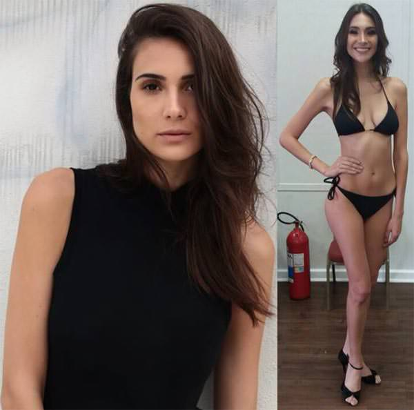 Miss Tatuí - Isabela Cetraro