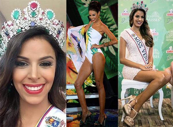 Miss Venezuela 2017 - Keysi Sayago