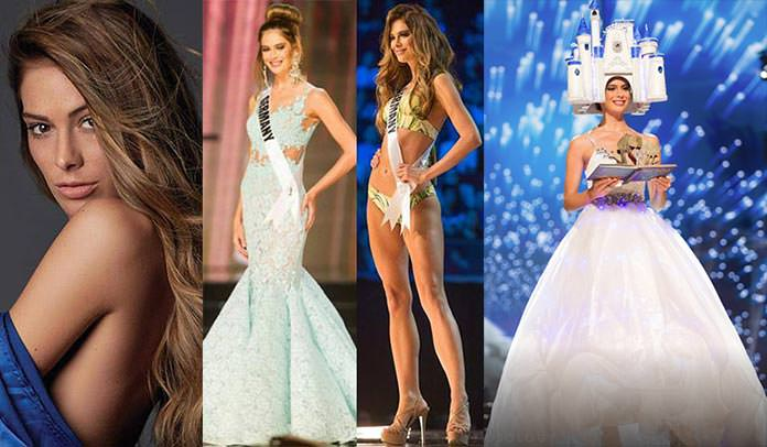 Miss Alemanha 2016 - Johanna Acs