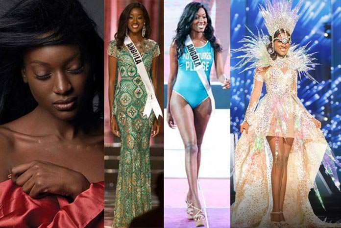 Miss Angola 2016 - Luisa Baptista