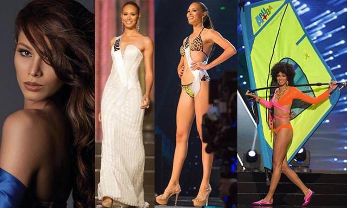 Miss Aruba 2016 - Charlene Leslie