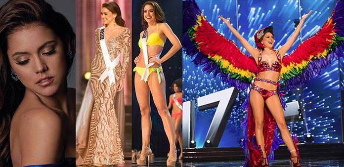 Miss Belize 2016 - Rebecca Rath