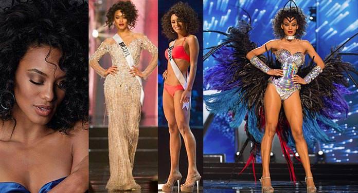 Miss Brasil 2016 - Raissa Santana