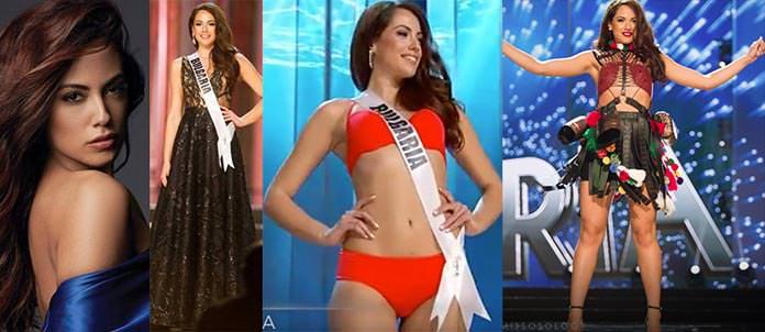 Miss Bulgária 2016 - Violina Ancheva