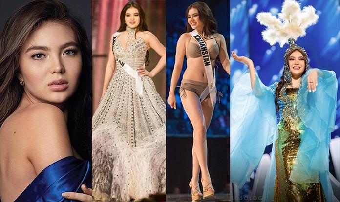 Miss Cazaquistão 2016 - Darina Kulsitova