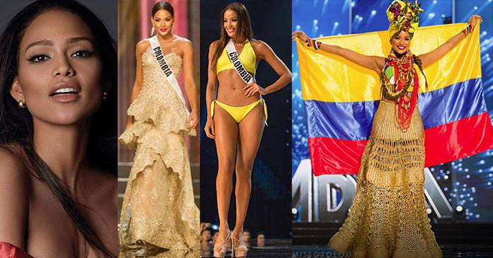 Miss Colômbia 2016 - Andrea Tovar