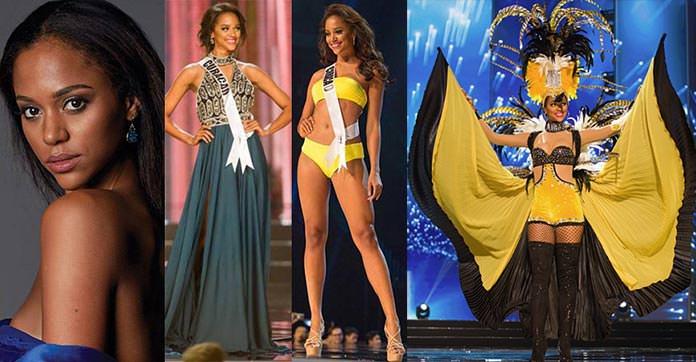 Miss Curaçau 2016 - Chanelle De Lau