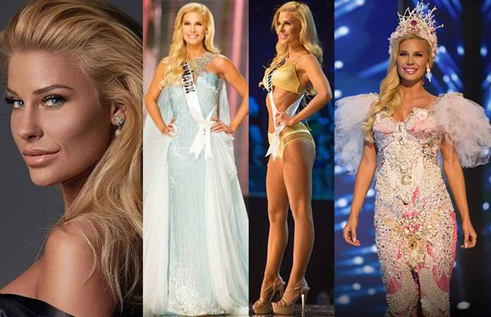 Miss Dinamarca 2016 - Christina Mikkelsen