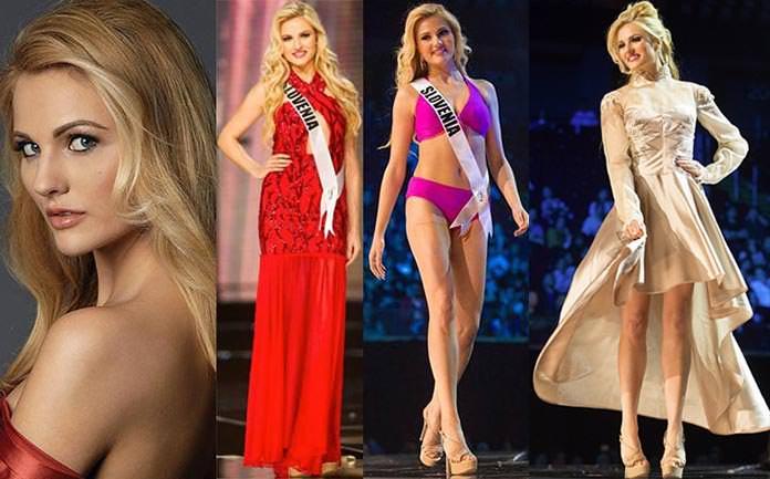 Miss Eslovênia 2016 - Lucija Potocnik