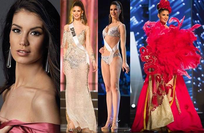 Miss Espanha 2016 - Noelia Freire