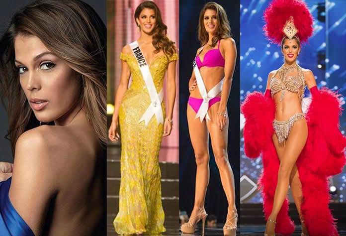 Miss França 2016 - Iris Mittenaere