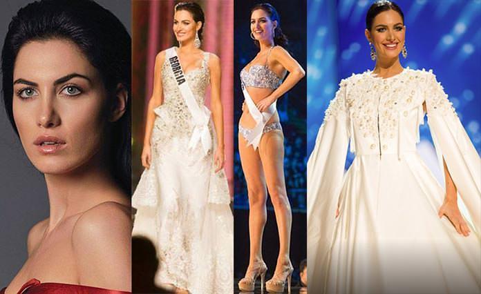 Miss Geórgia 2016 - Nuka Karalashvili