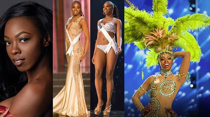 Miss Guiana 2016 - Soyini Asanti Fraser