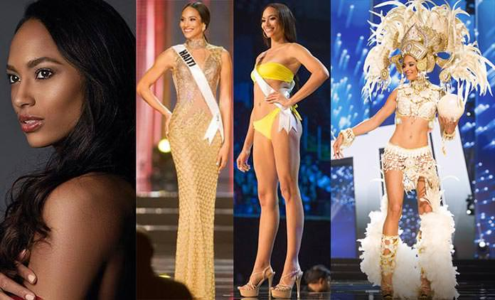 Miss Haiti 2016 - Raquel Pélissier