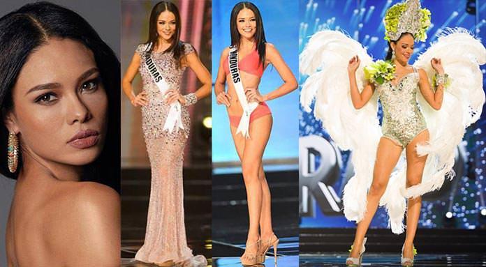 Miss Honduras 2016 - Sirey Moran
