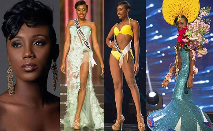 Miss Ilhas Virgens Britânicas 2016 - Erika Creque