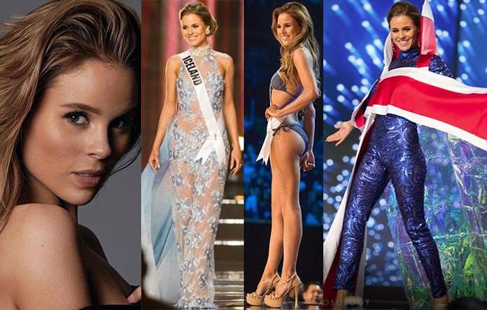 Miss Islândia 2016 - Hildur Maria Leifsdóttir