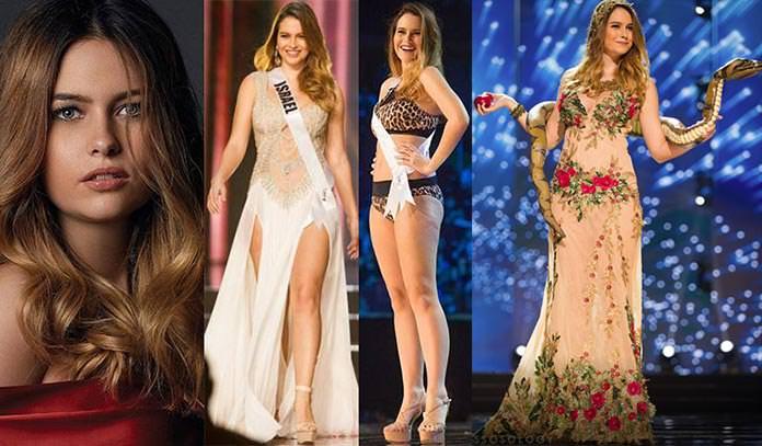 Miss Israel 2016 - Yam Kaspers Anshel