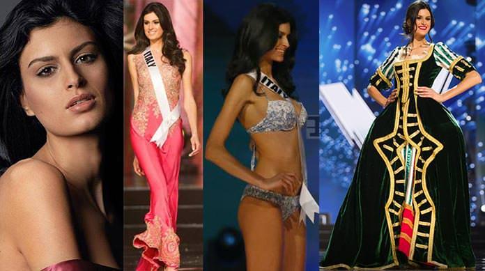 Miss Itália 2016 - Sophia Sergio