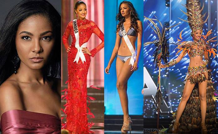 Miss Jamaica 2016 - Isabel Dalley