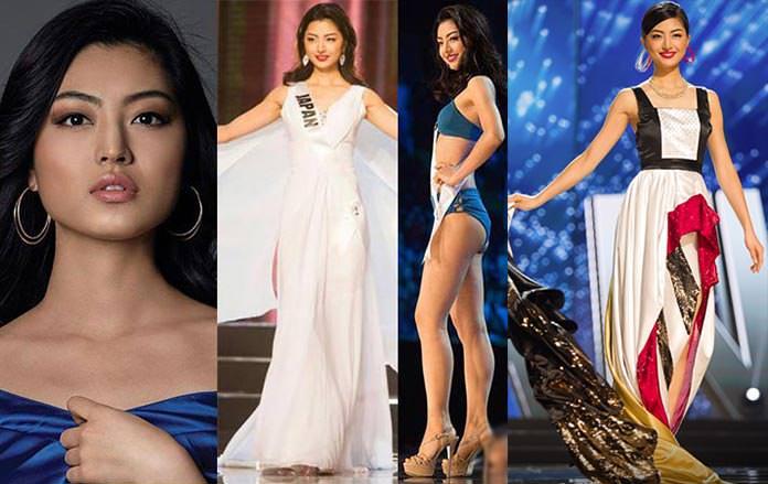 Miss Japão 2016 - Sari Nakazawa